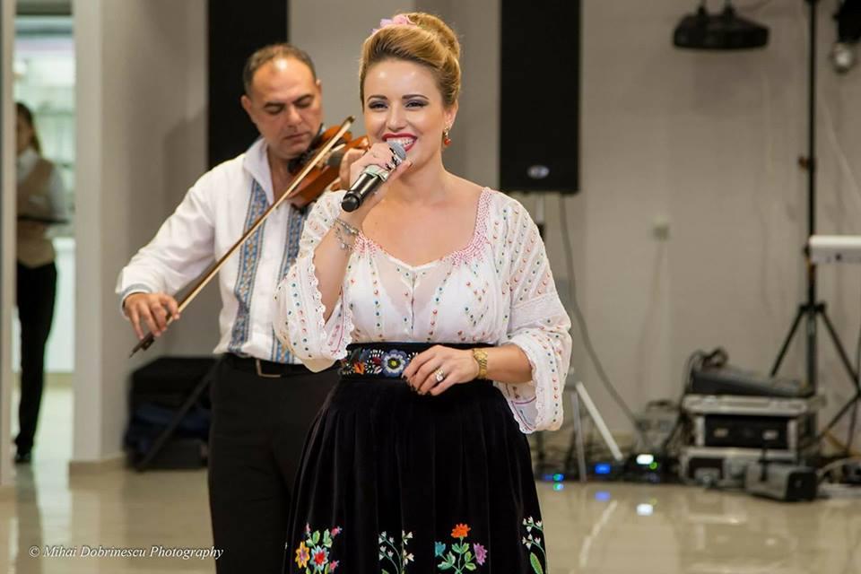 Invitata special la Hanul Andritei de Revelion 2017