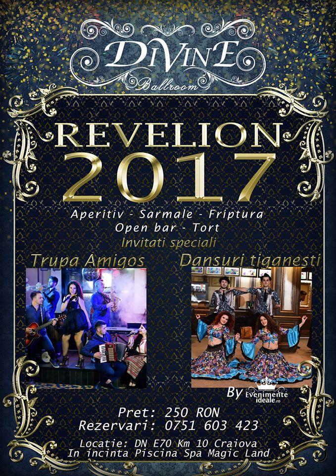 Revelion Divine Ballroom 2017 Craiova