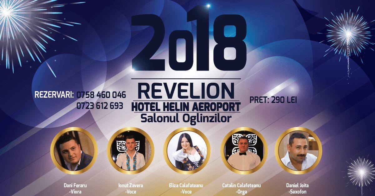 Revelion Craiova 2018 Helin Aeroportjpg