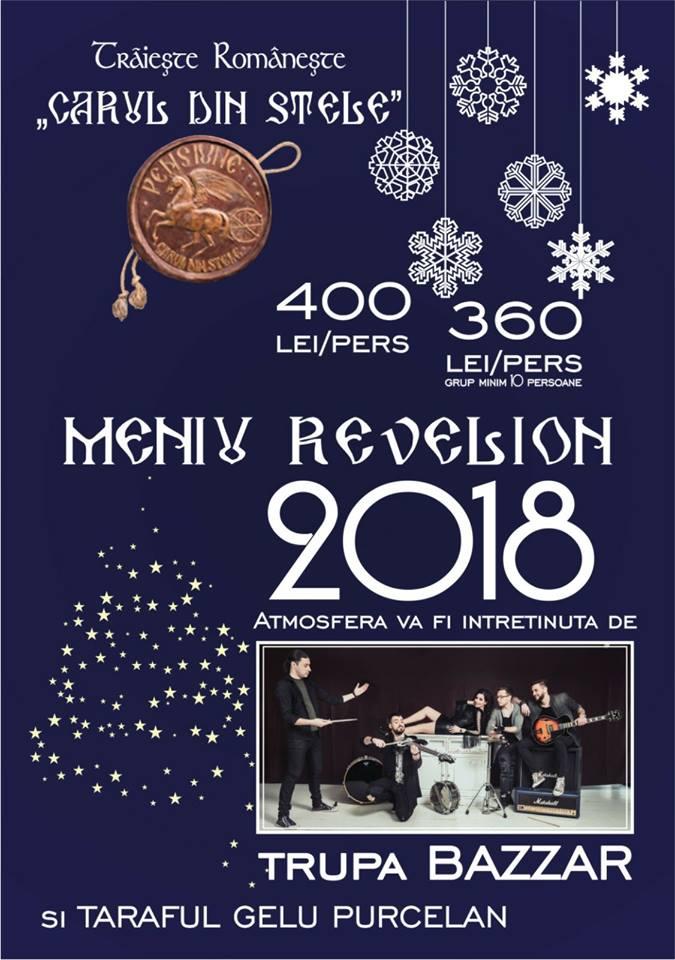Pensiunea Carul din Stele Revelion 2018