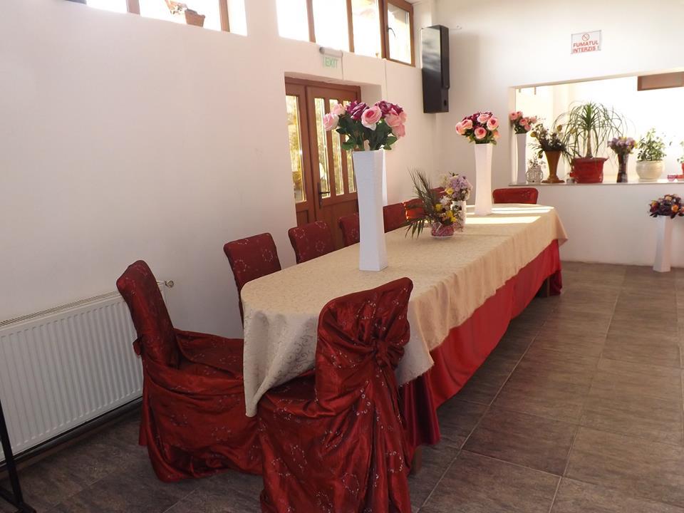 Interior Potelu Restaurant Craiova
