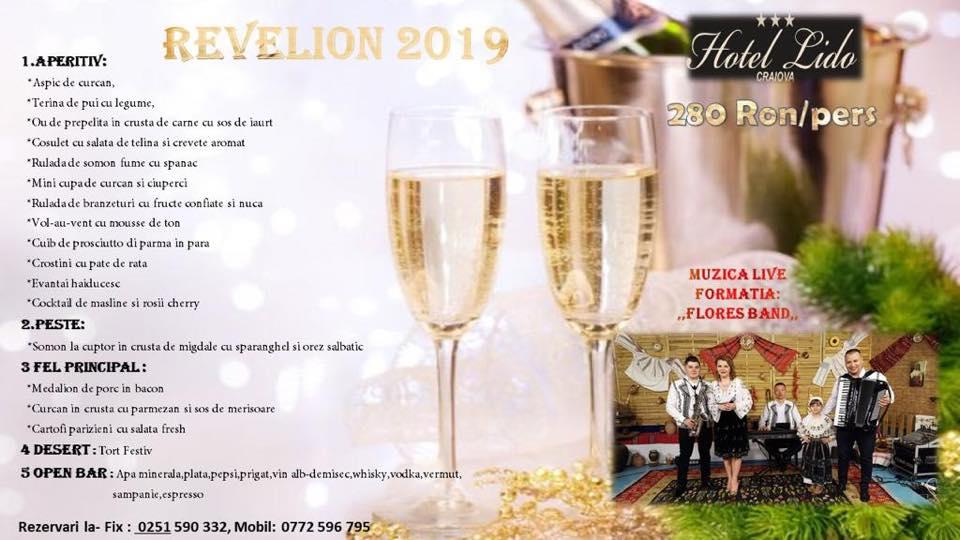 Revelion Hotel Lido Craiova 2019