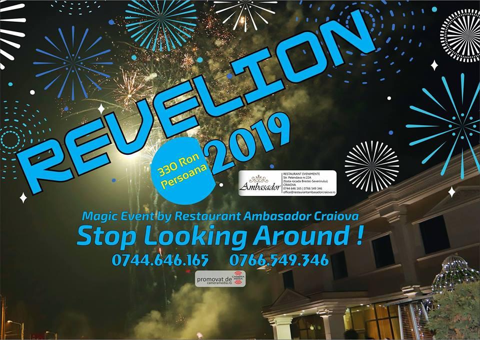 Revelion Restaurant Ambasador Craiova 2019