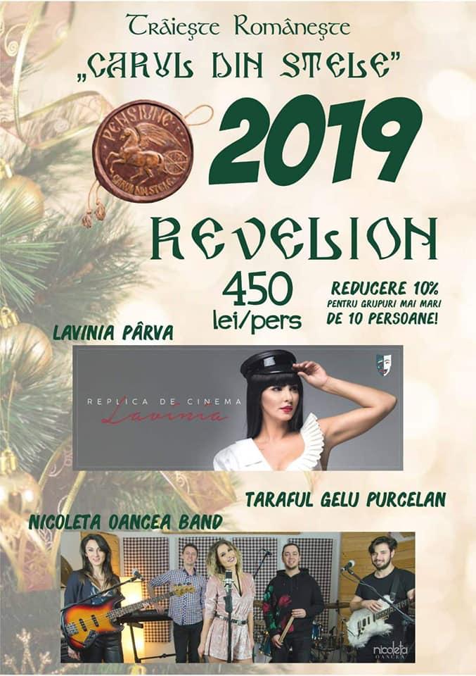 Revelion 2019 Carul din Stele