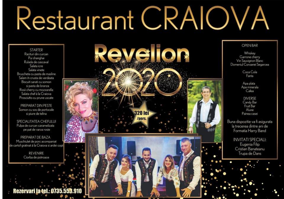 Revelion Restaurant Craiova 2020