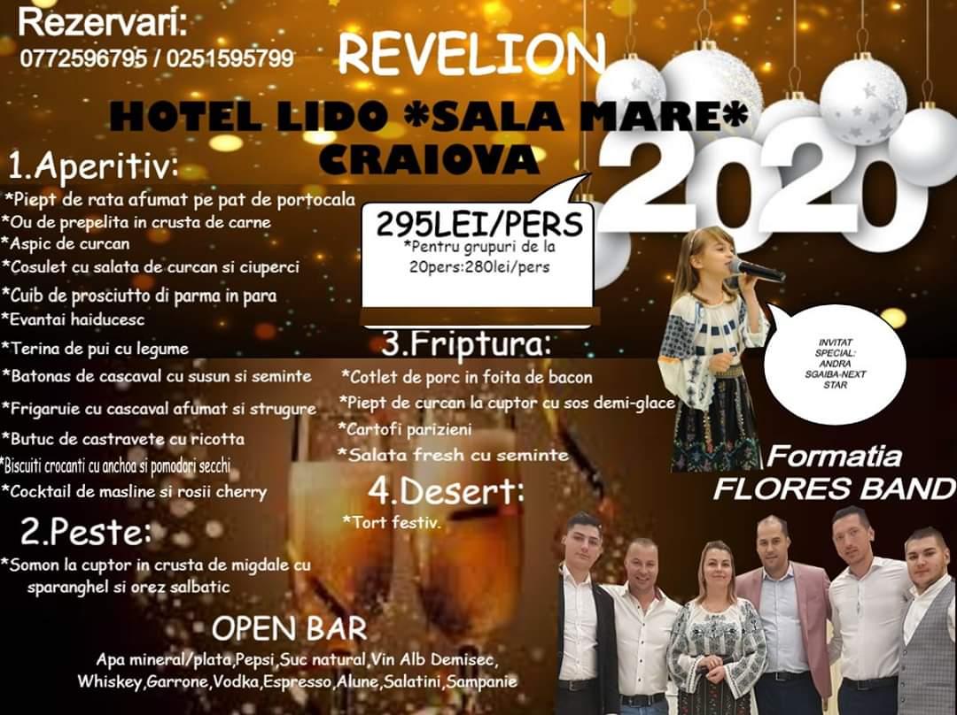 Revelion 2020 Craiova Hotel Lido