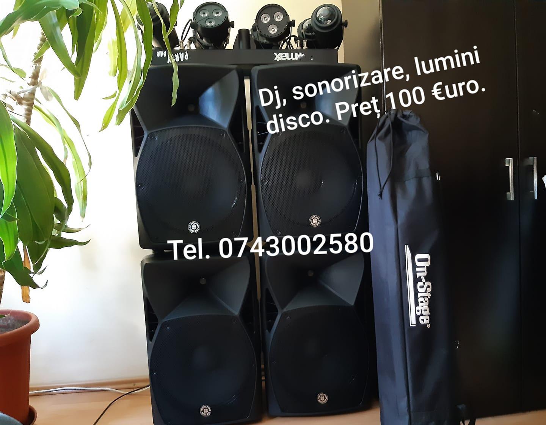 Oferta 100 eur DJ