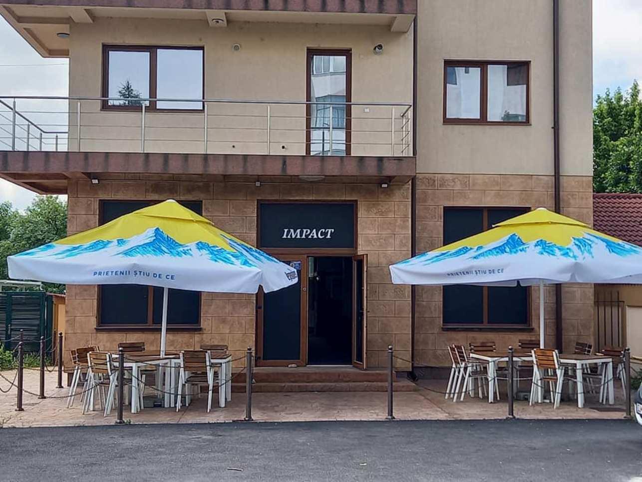 Revelion Craiova Bar Restaurant IMPACT